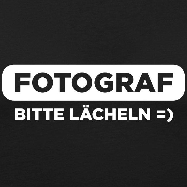 Fotograf – Bitte lächeln