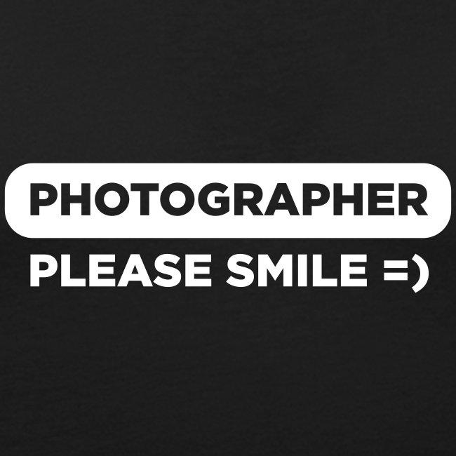 Photographer – Please Smile
