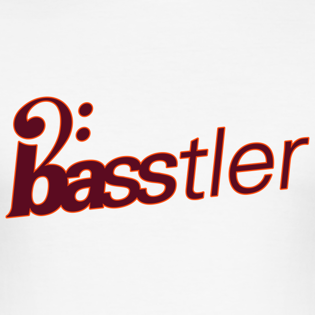 BASSTLER (Neon-Orange / Bourdeaux)
