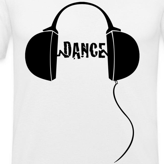 dance with headphones