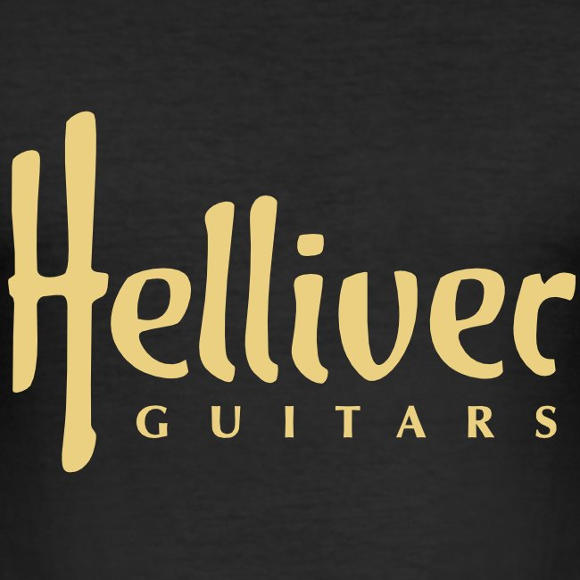 Helliver Guitars Slim Fit T-Shirt