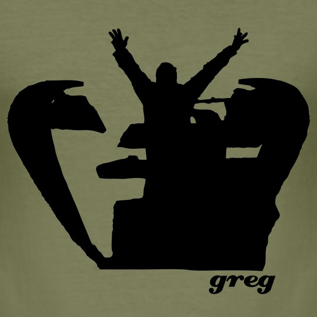 Tee-Shirt Couleur Greg Ombré