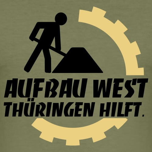 Aufbau West – Thüringen hilft.