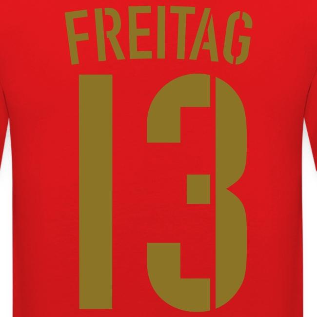 FREITAG 13 (Away, Gold)