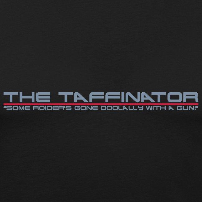 "Taffinator BLACK Slim ""Doolally"""