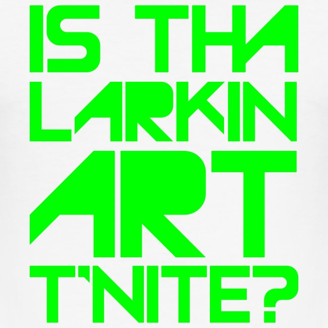 is that larkin art r'nite