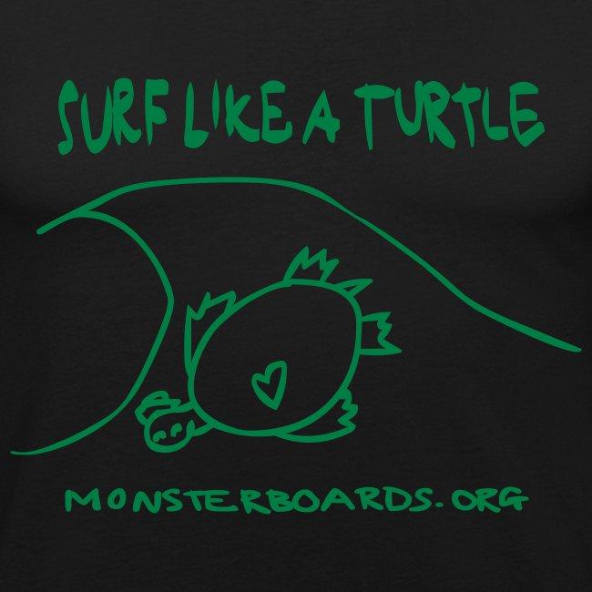 Surf Like a Turtle