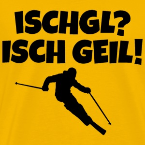 Ischgl Isch Geil Apres Ski Skifahrer