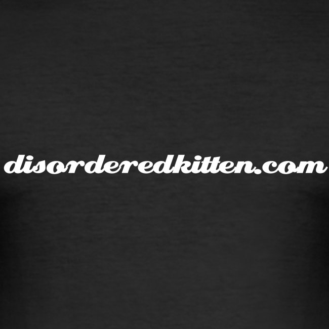 Disorderedkitten Shirt Men