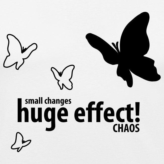 Chaos | Zwart | M | Slim Fit