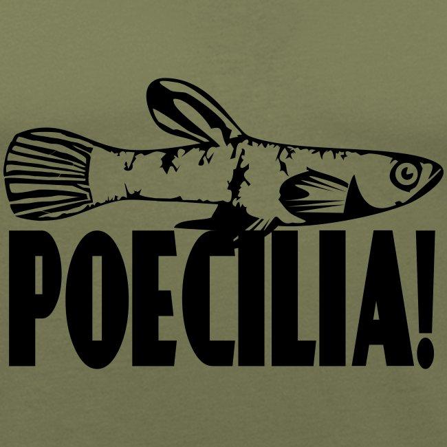 Poecilia - velg farge!