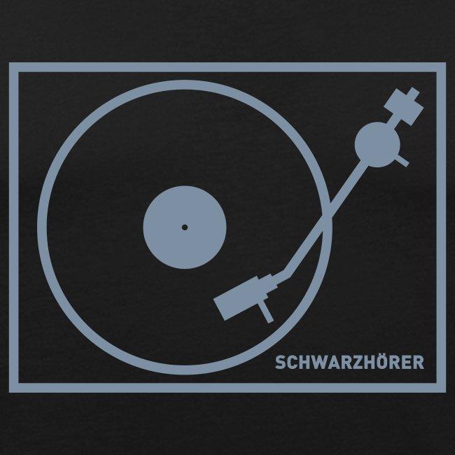 Schwarzhörer 2 AA schwarz