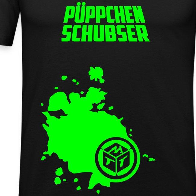 Püppchen Schubser | Slim fit