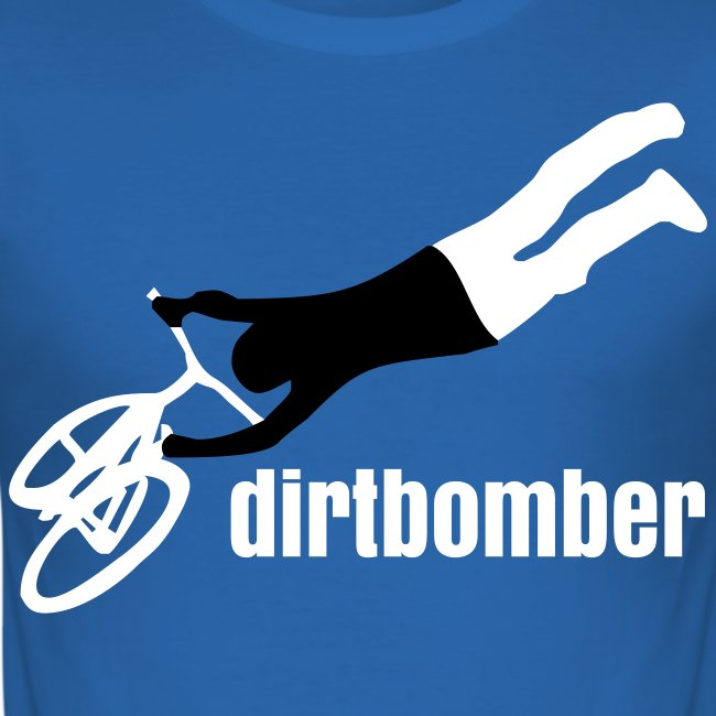 dirtbomber superseater blue