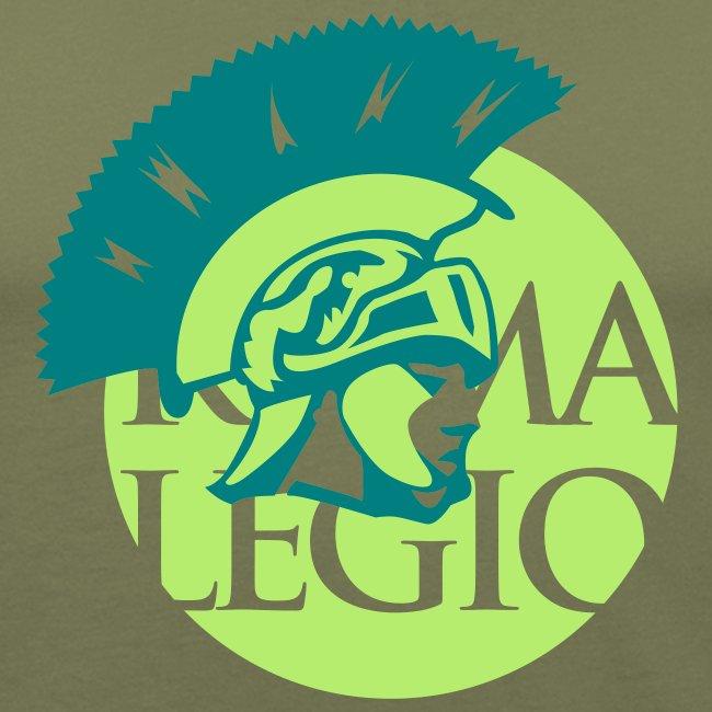 Hombre camiseta Ajustada Roman Legio