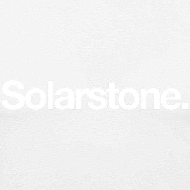 Solarstone [Male] White on Black