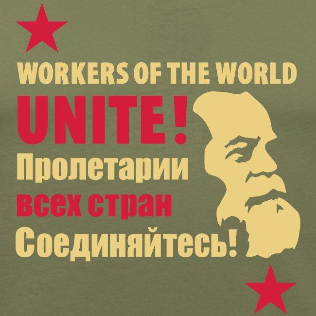 Marxist Workers Slim Fit Tee