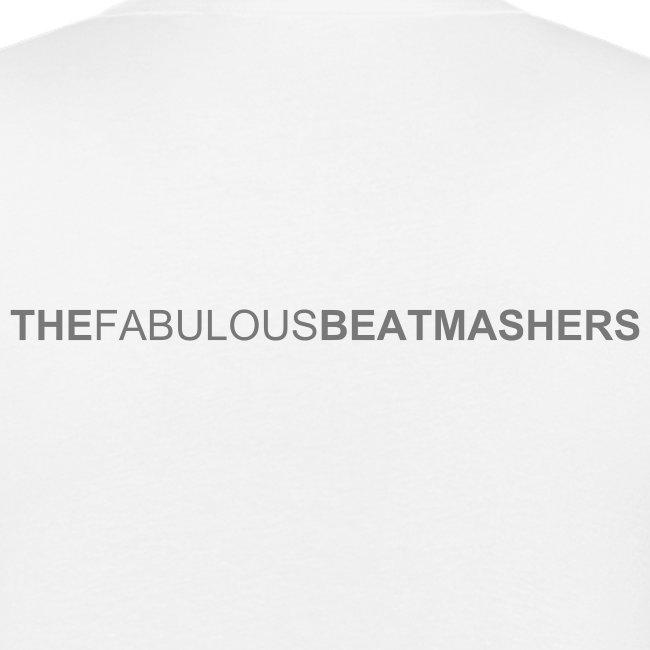 Freaken Ass Shaken Classic Shirt Male - white