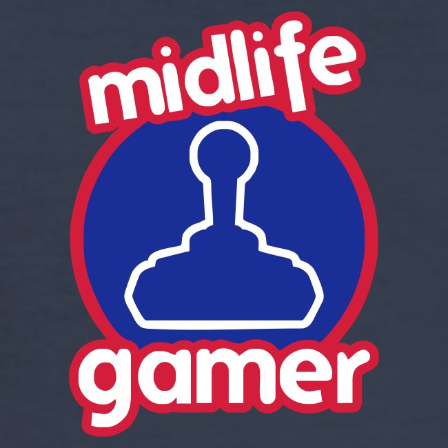 Midlife Gamer - Logo