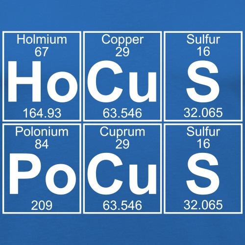 Ho-Cu-S Po-Cu-S (hocus pocus) - Full