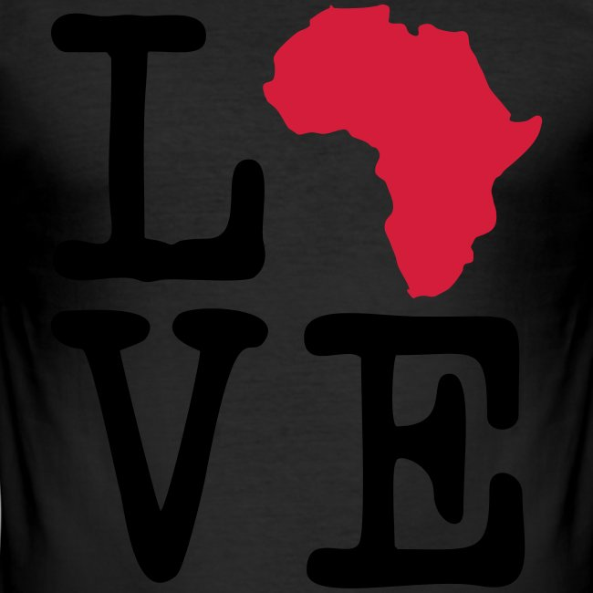 I Love Africa, I Heart Africa
