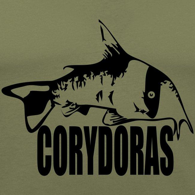 Corydoras t-skjorte for gutter