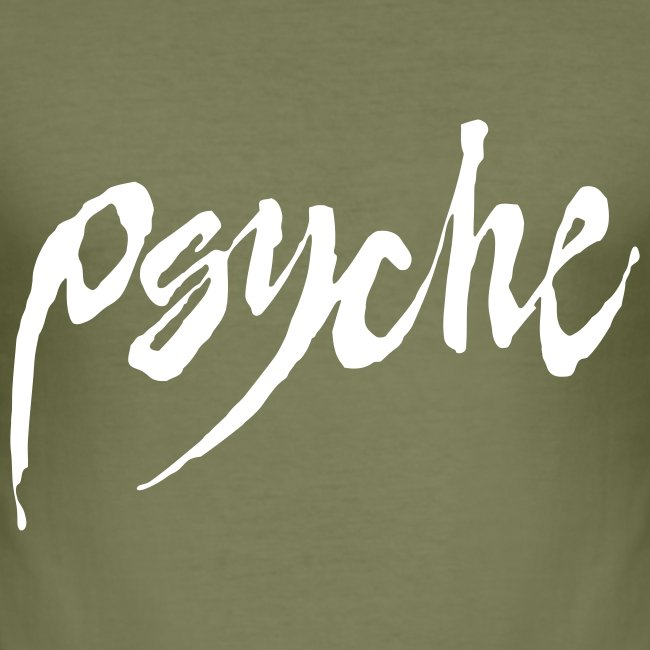 Psyche - Army Look Slim Fit T-Shirt