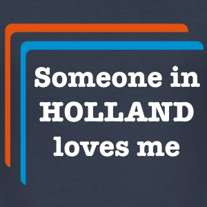 Someone in Holland loves me