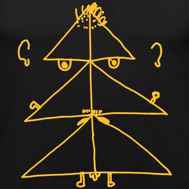 Angry Christmas Tree