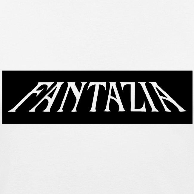 Original Fantazia logo T-shirt