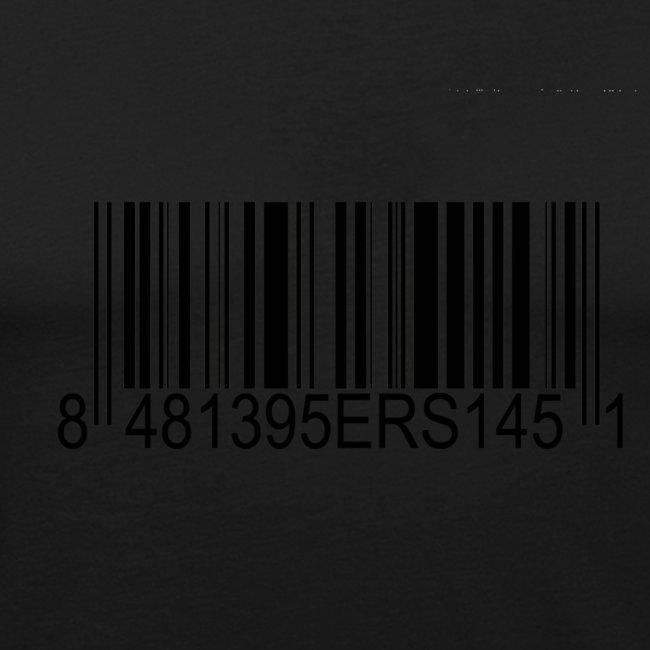 95ers Barcode Fanshirt