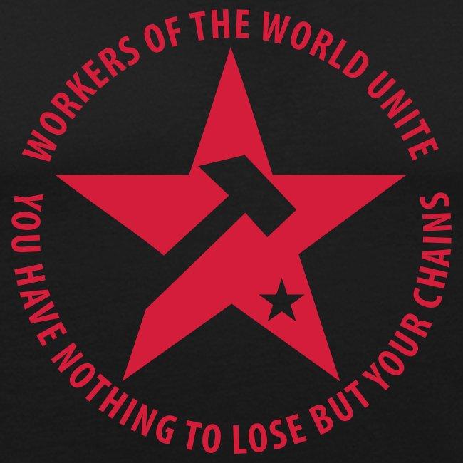 Marxist Star Slim Fit Tee