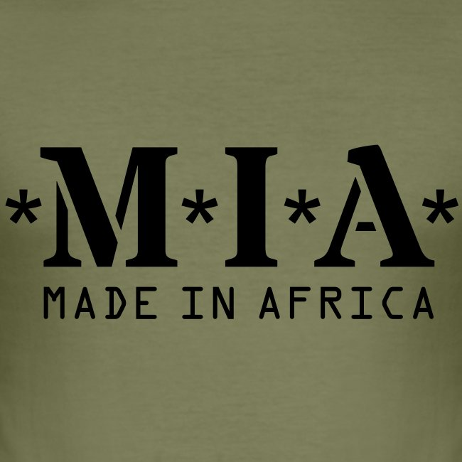 MIA - Made In Africa