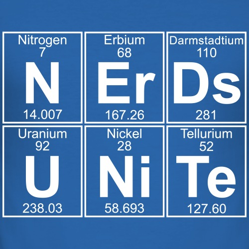 N-Er-Ds U-Ni-Te (nerds unite) - Full