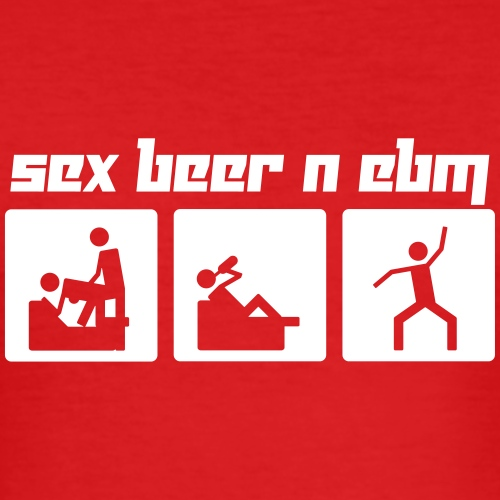 Sex, Beer & EBM (Vector)
