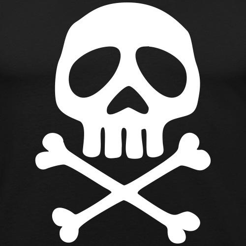 Skull, Totenkopf, Space Captain, Anime, Crossbones