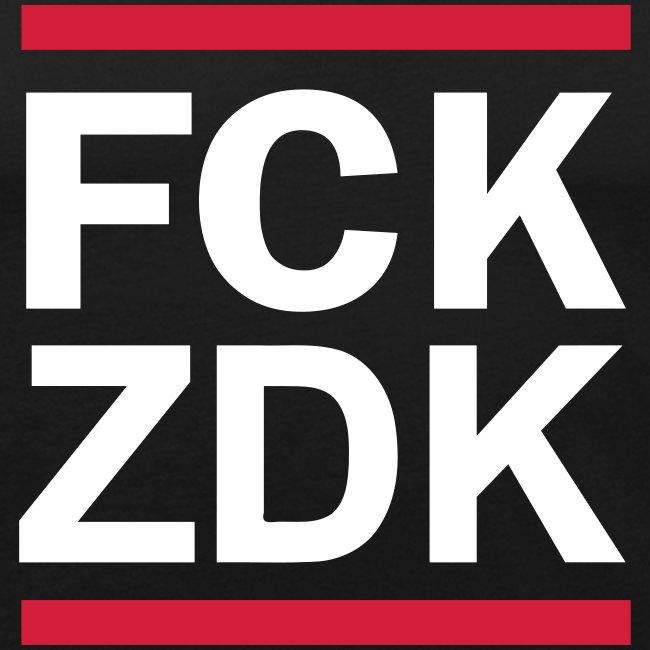 FCK ZDK Shirt