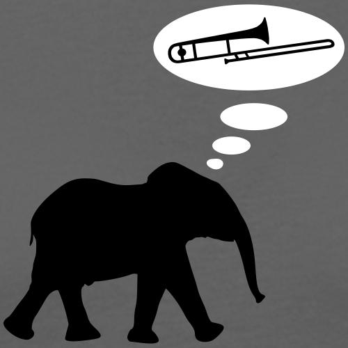 elephant trombone