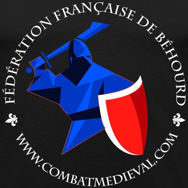 T-shirt Fédération Française de Béhourd