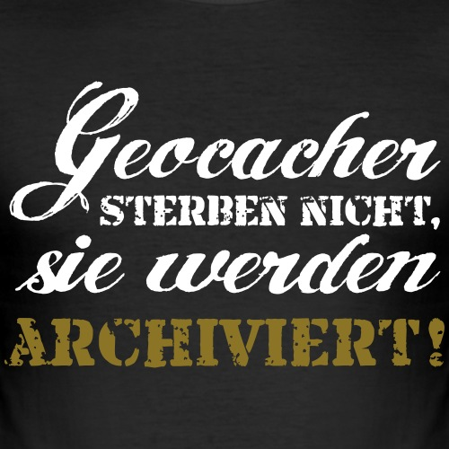 Archivierter Geocacher