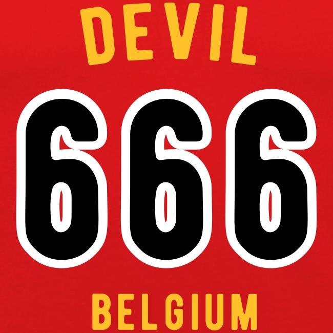 Devil no 666 - Belgium - Belgie