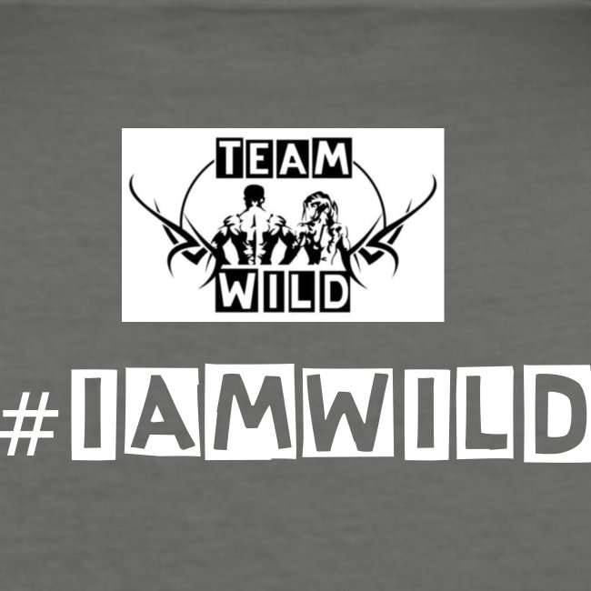 NOT  HERE TO TALK #TEAMWILD