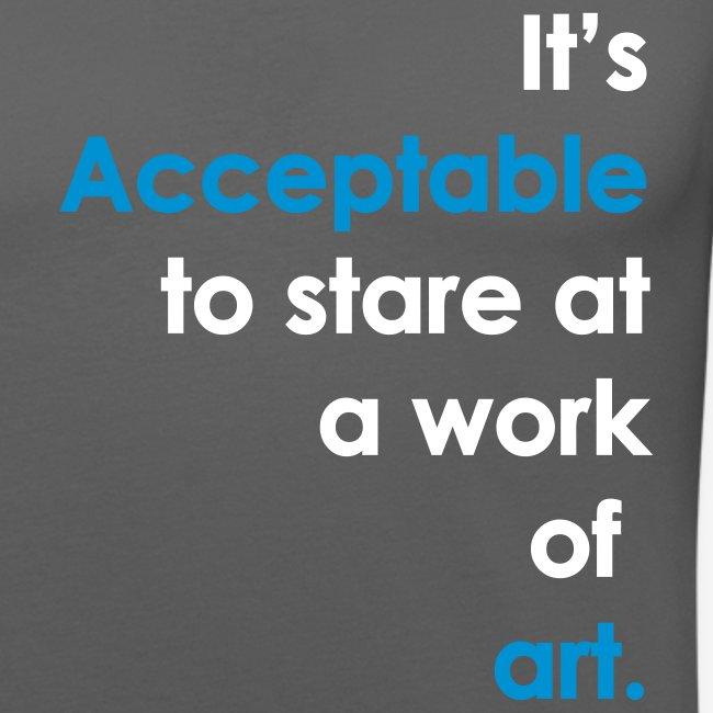 It's Acceptable