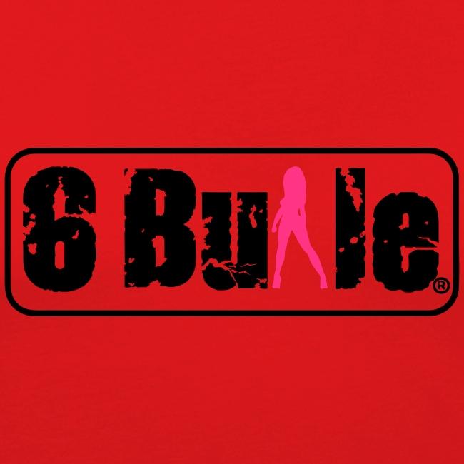 6Bulle Night Club / T-Shirt près du corps