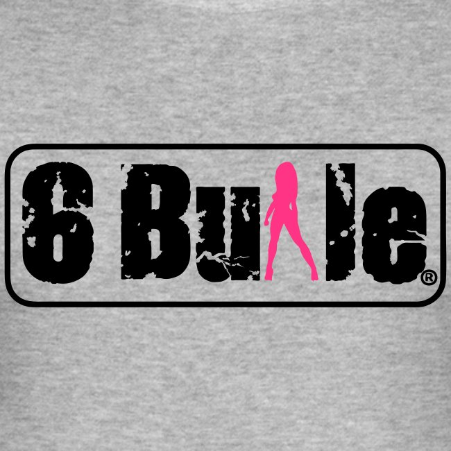 6Bulle Night Club / T-Shirt près du corps