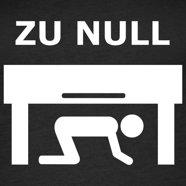 Girlie Zu Null