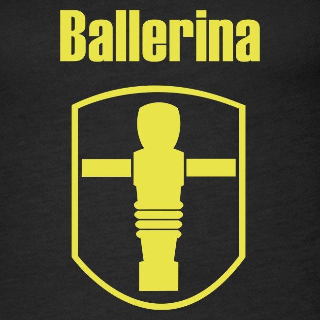 Girlie Ballerina