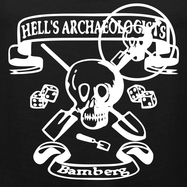 Hells Archaeologists Muskelshirt