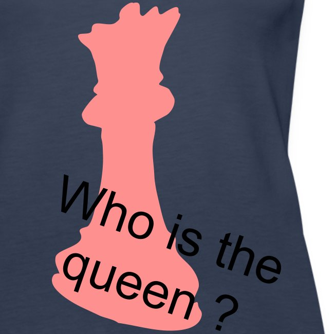 who is the queen ?