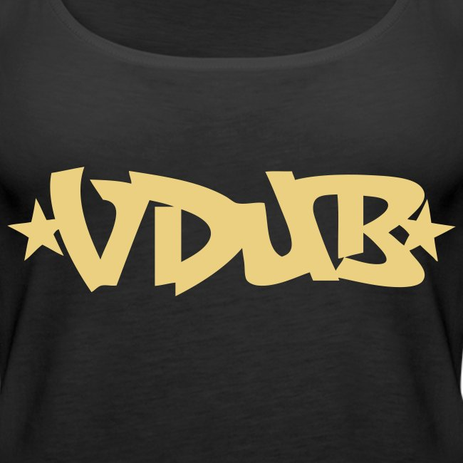 Vdub Ladies Racerback top